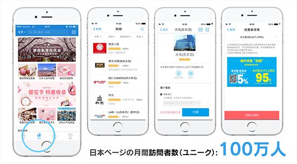 Alipay & 株式会社 三木森 オンラインでの決済の使い方